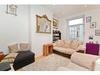 TWO DOUBLE BEDROOM FLAT- GROUND FLOOR- FURNISHED- COMMUNAL GARDEN - MODERN - CLOSE TO TUBE