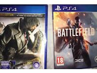 Battlefield 1 & Assassins Creed Syndicate PS4 Bundle