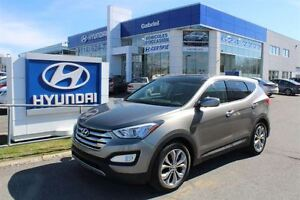 2013 Hyundai Santa Fe LIMITED, JAMAIS ACCIDENTÉ, UN PROPR