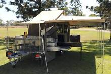 New MDC Jackson Rear Fold Off Road Camper Trailer Coopers Plains Brisbane South West Preview