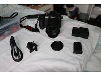 PANASONIC Lumix DC-GH5 Mirrorless Camera with Leica 12-60 mm f/2.8 , 4K video