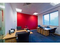 Professional offices with 2 workstations from £459pm