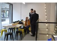 Workshop space in a buzzy coworking space £120 per day