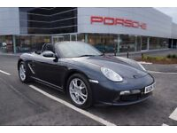 Porsche Boxster 2.7 Manual 58k Full History 1Yr MOT Immaculate 240BHP