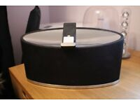 Bowers & Wilkins mini Zeppelin speaker and dock