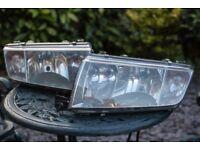 Fabia VRS Headlights