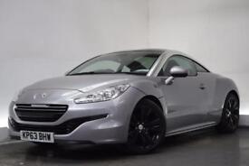 PEUGEOT RCZ 1.6 THP GT [LEATHER] 2d 156 BHP (grey) 2013