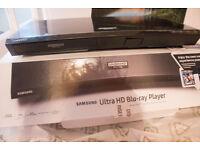 Samsung UBDK8500 - Ultra HD Blu-Ray Player