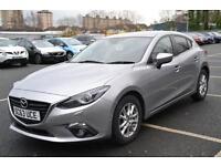Mazda 3 SE-L (silver) 2014-01-31