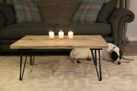 Gorgeous Reclaimed Timber Coffee Table