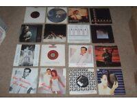 """16 x 7"""" Gary Numan Records Vinyl Collection NEW WAVE!! RARE!!"""