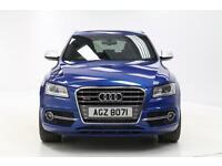 Audi Q5 SQ5 TDI QUATTRO (blue) 2016-02-04