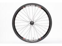 CX Wheelset - Iron Cross Rims - Switch/Novatec Hubs - DT Competition Spokes
