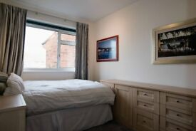£675 Double room with fitted furniture and own sitting room