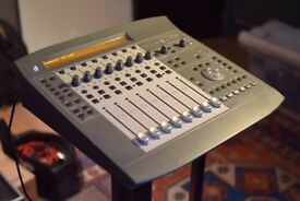 Command 8 fader & monitor controller