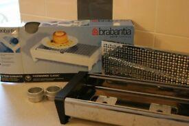 Brabantia food warmer.
