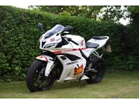 CBR 600 RR 2008 Simoncelli Tribute - Just serviced- 12 months MOT
