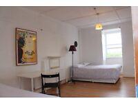 ***JUST NEXT TO THE STATION, huge twin room, WATCH VIDEO!!!
