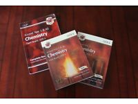 Chemistry A-Level Revision Guides Package