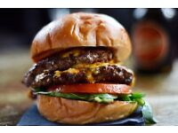 Awesome Burger Flippers - Immediate Start