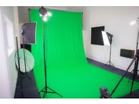 Photography and Film studio for Hire £10ph
