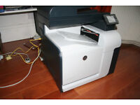 HP laserjet pro 500 printer M570 dw