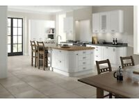 White Shaker Kitchen Unit Doors Matt Finish Boston | Made to Measure Kitchen Doors
