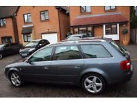2003 AUDI A6 ESTATE 2.5 DIESEL AUTOMATIC