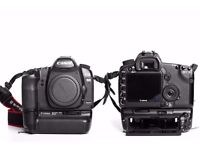 USED Canon 5D Mark II + Original Battery Grip + Accessories (BOXED)