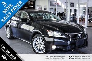 2013 Lexus GS 350 Fully loaded*Navigation, Heads up display * PR