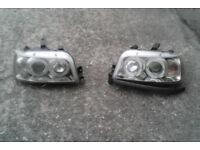 For sale Renault Clio Mk1 four headlight conversion,..