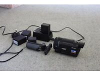 Sony FDR-AX33 4K Handycam HD Camcorder