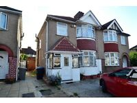 FOUR BEDROOM SEMI-DETACHED FAMILY HOME IN KINGSBURY, NW9 - AVAILABLE NOW - CALL US TODAY