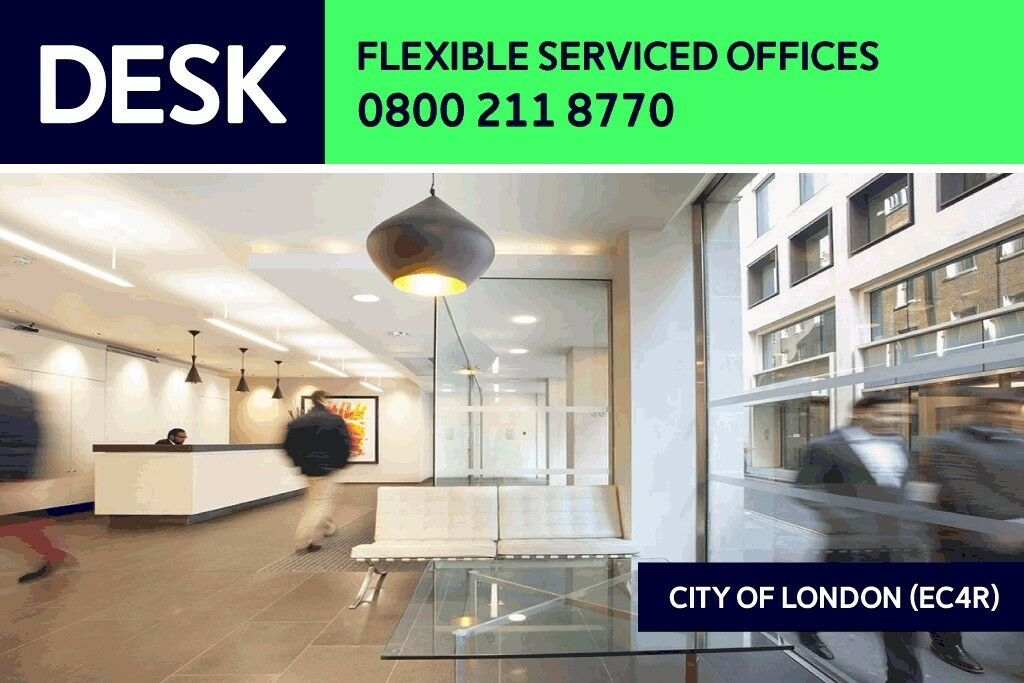 SERVICED OFFICES LONDON - Becket House, City of London, EC2R