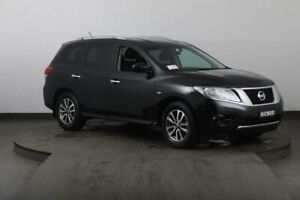 2015 Nissan Pathfinder R52 ST (4x4) Black Continuous Variable Wagon