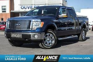 2010 Ford F150 XLT-GROUPE ELECTRIQUE-BLUETOOTH