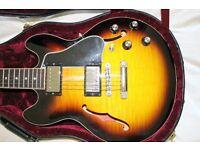 Gibson 339 custom shop