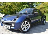 Smart Roadster for sale, FSH and paddleshifts