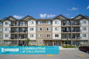 Pet friendly 3 Bedroom Apartment w in-suite laundry in Callaghan
