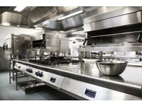 Production development test kitchen available for hire, fully-equipped with all-inclusive rate