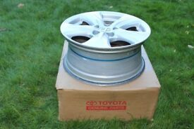 Alloy wheels size 16inch for sale