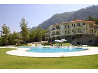 **SELLER FINANCE** 2 BED 2 BATH APARTMENT IN DALAMAN TURKEY £40,000