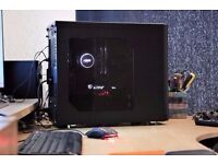Gaming PC [ i7-6700K,EVGA GTX1070,KrakenX52,16GB,Z270,M.2 500GB SSD,EVGA GOLD PSU... ]