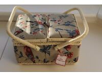 Brand new Sewing Basket - great Christmas present gift idea