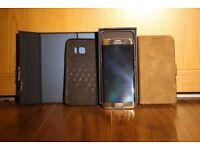 Samsung galaxy s7 edge 32gb (unlocked)