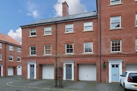 4 Bedroom Townhouse in the heart of the city centre