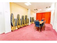 SPACE IN THIS D1 HALL IN SEVENSISTERS - TOTTENHAM - NORTH LONDON