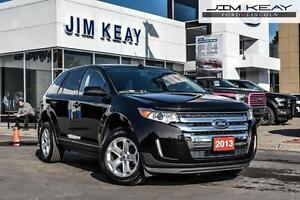 2013 Ford Edge SEL FWD W/NAV, ROOF & LEATHER