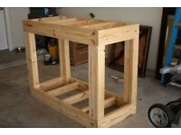 4x15 fish tank cabinet