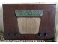 MURPHY A130 RADIO (Circa 1948)